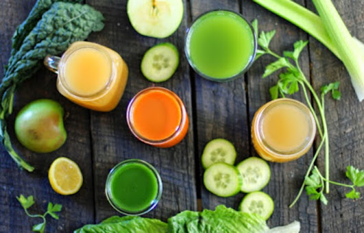 Article The best way to start a juice fast at home