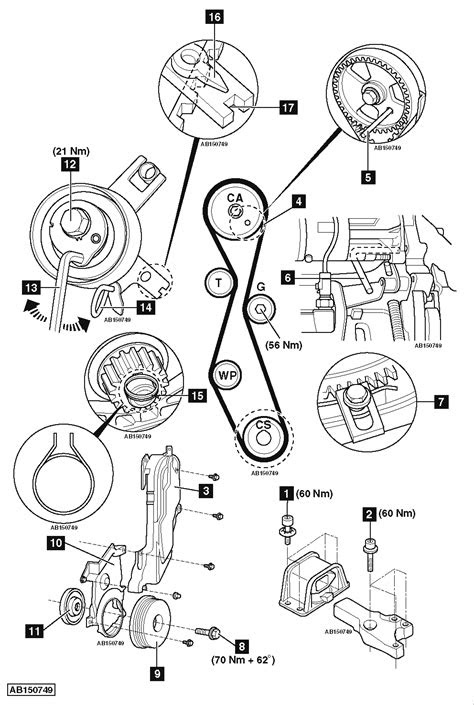 Service manual [How To Replace Timing Belt On A 2005 Audi