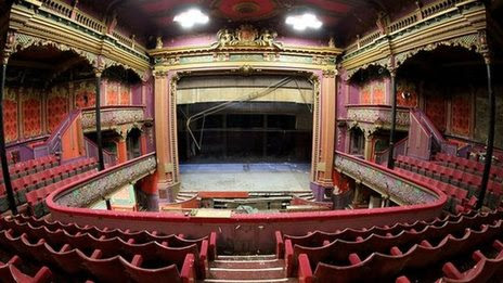 Campaign to save historic theatres
