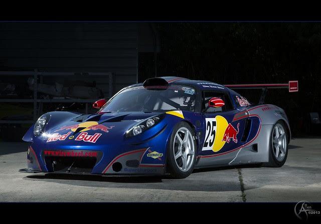 Red Bull GT3 - 1