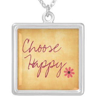 Choose Happy Affirmation