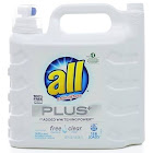 All Free & Clear Liquid Laundry Detergent - 237 oz jug