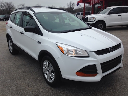 Used 2013 Ford Escape for Sale in Springfield MO 65802 Clouse Motor Company