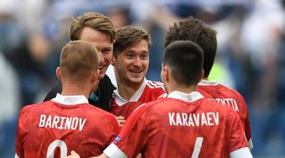 Губерниев поздравил сборную России с победой над Финляндией