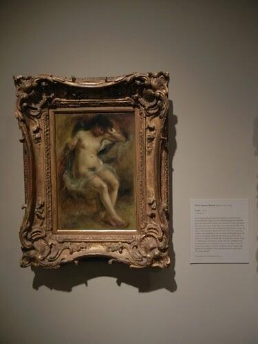 DSCN7797 _ Nude, c. 1872, Pierre-Auguste Renoir (1841-1919), Norton Simon Museum, July 2013