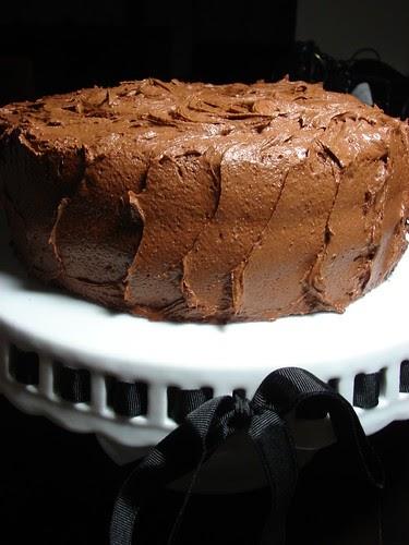 Cocoa Buttermilk Birthday Cake Dorie Greenspan