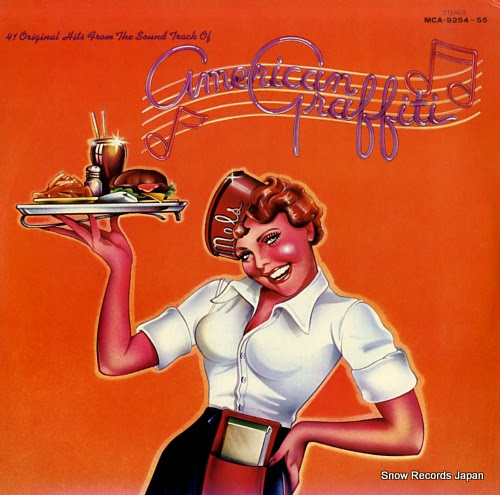 OST american graffiti