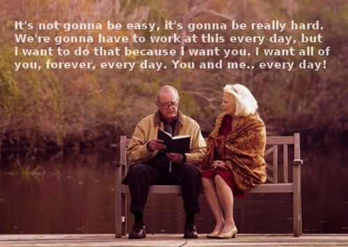 Unique Quotes About Growing Old Together Soaknowledge