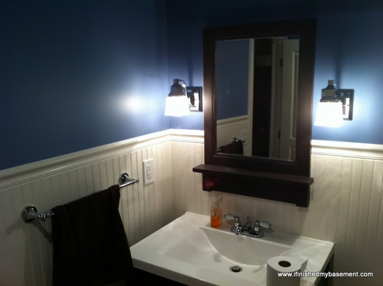 Basement Bathroom Design Ideas 3 Things I Wish Id Done Differently