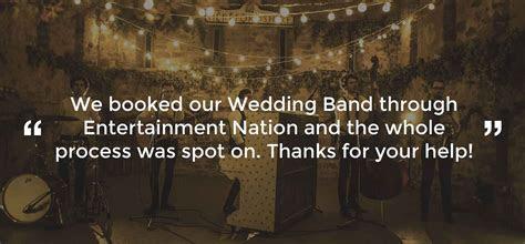Hire Wedding Bands Norfolk   Entertainment Nation