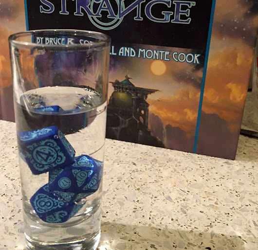 Your Game: Strange Revelations Pairings