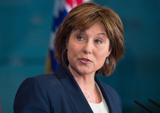 Clark says Ottawa close to meeting B.C.'s five pipeline conditions |  National Newswatch