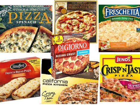 frozen pizzas  earth gothamist