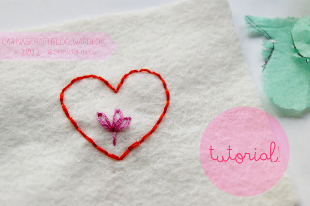 Tissue paper transfer tutorial