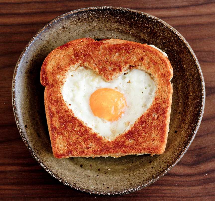Egg In The Heart Breakfast by Reclaiming Provincial