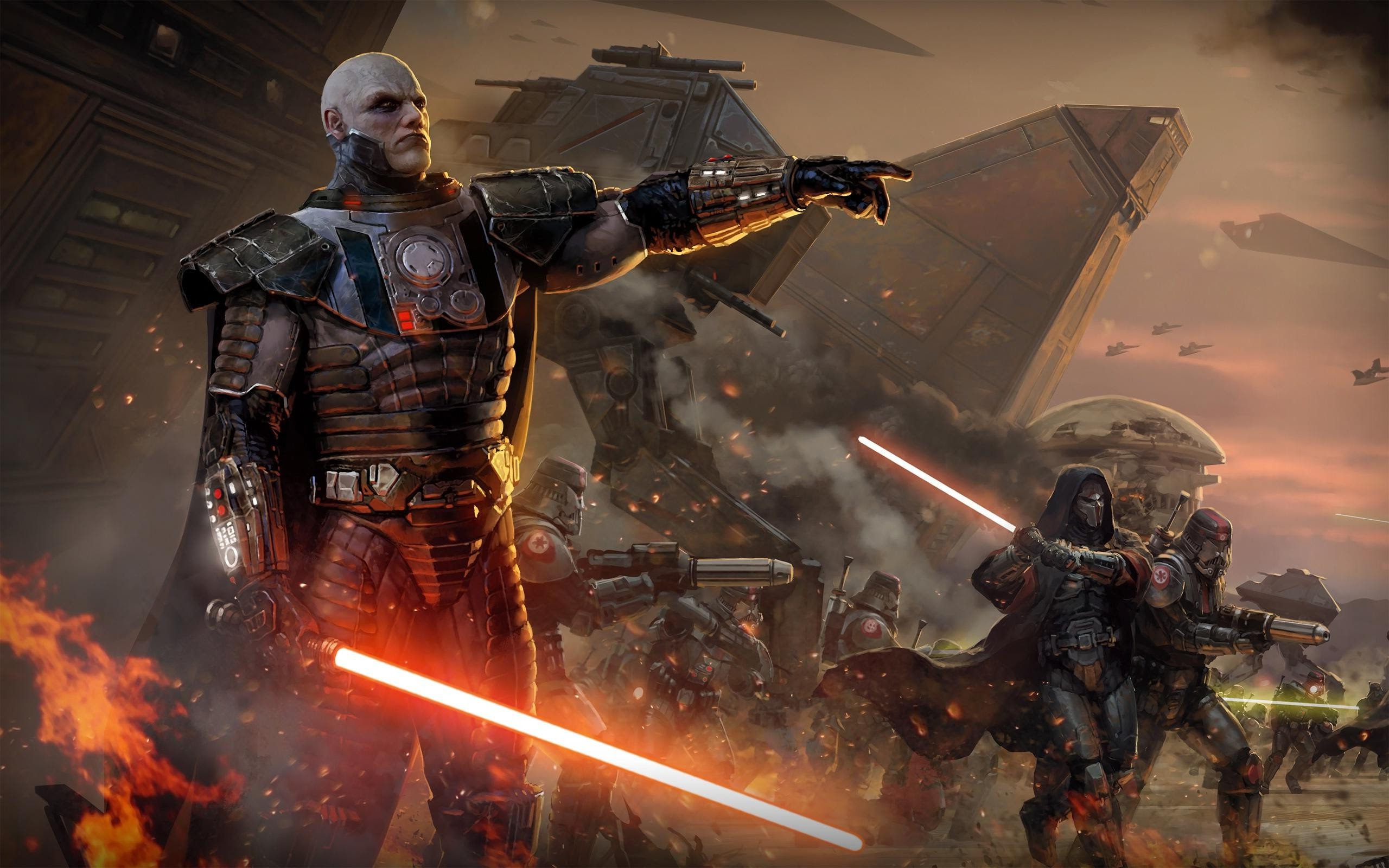 Star Wars Star Wars The Old Republic Lightsaber Wallpapers Hd