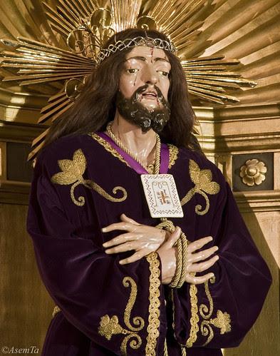 Imagen de Jesús Nazareno de Zaragoza