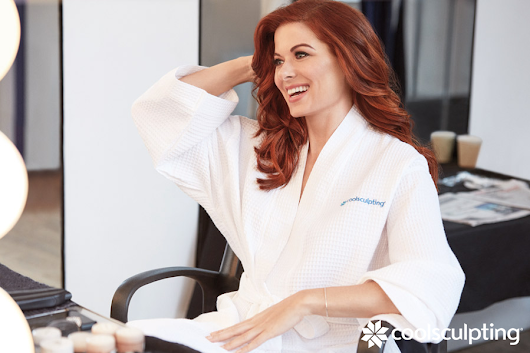 Fat Reduction without Surgery! Debra Messing's CoolSculpting® Experience