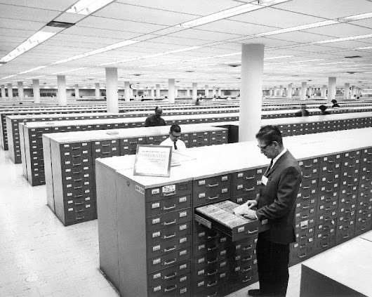 The Never-Ending Cycle                                                     of Document Search with Filing Cabinets