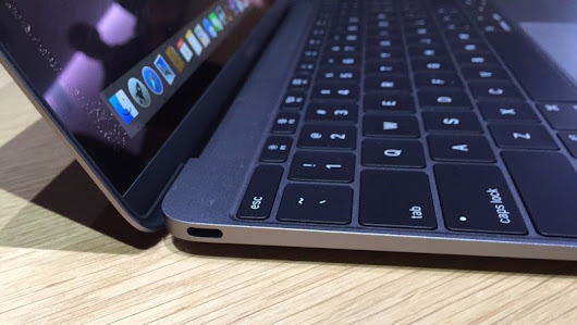 USB-C in 12-Inch MacBook Adds Limitations but Opens Up Possibilities