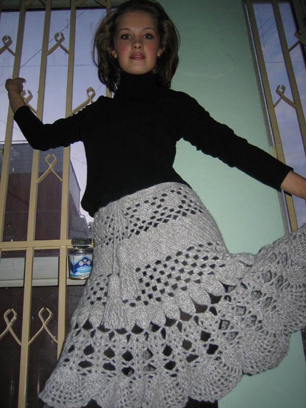 Skirt Patricia Pepe