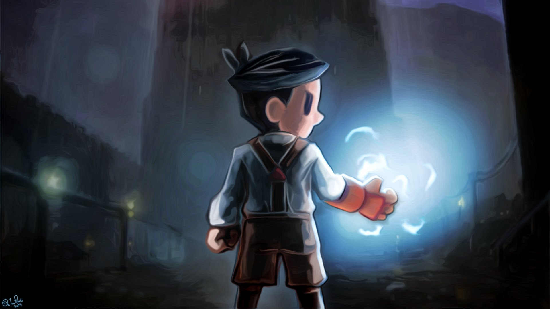 Somehow the Wii U version of Teslagrad was the most profitable screenshot