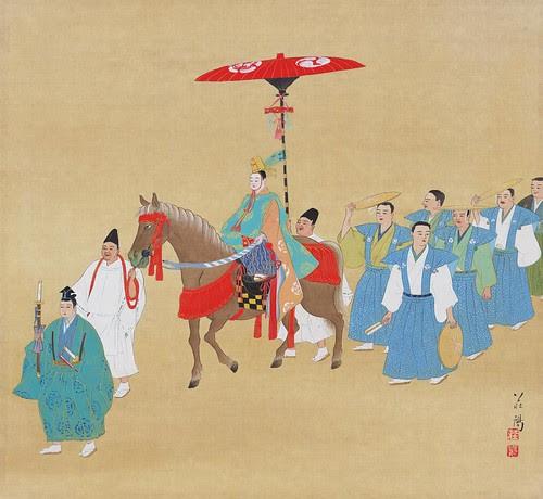 Gionechigoyashiromairi (no date)