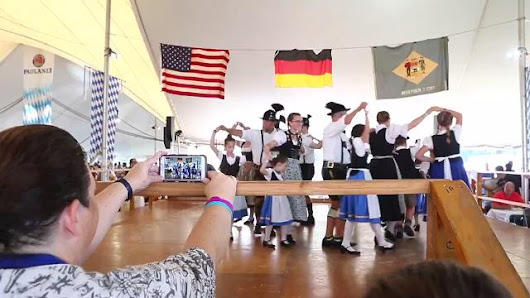 Good beer and cheer at the Delaware Saengerbund Oktoberfest
