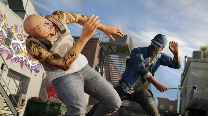 Download Watch Dogs 2 APK Data + OBB