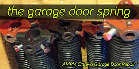 Garage Goor Spring Types And Why You Should Hire a Professional