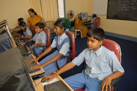 Govt Schools Lag In IT Education
