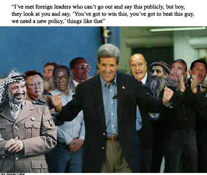John Kerry and his pals