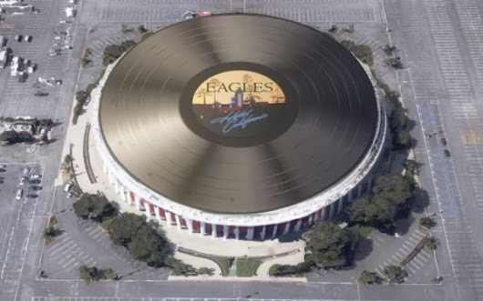 The World's Largest Vinyl Record
