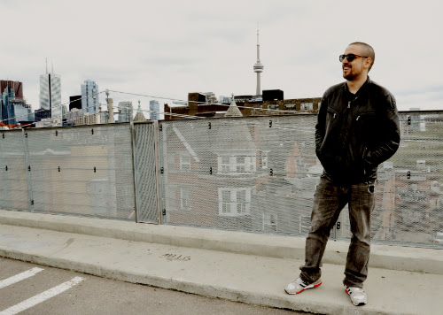 Spade On The Street – Alberto Jossue, Toronto-Based DJ/Producer