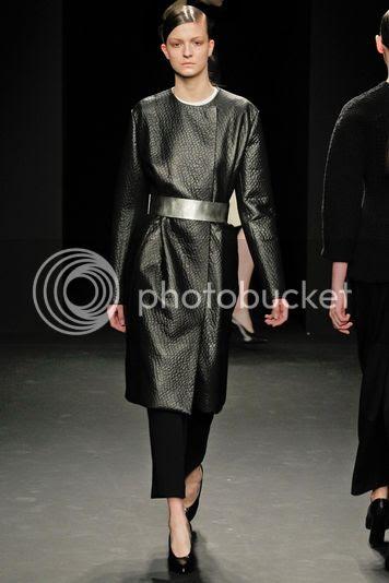 Calvin Klein fal winter 2012/13 runway show