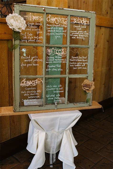 Window pane signage ideas for your Pittsburgh Wedding