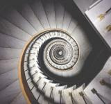 Free Photo - Stairs to infinity