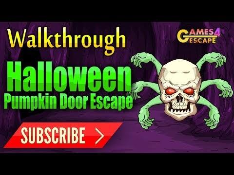 Halloween-Green-Witch-Escape-2020-Walkthrough G4E Halloween Pumpkin Door Escape Walkthrough | Amgel Escape