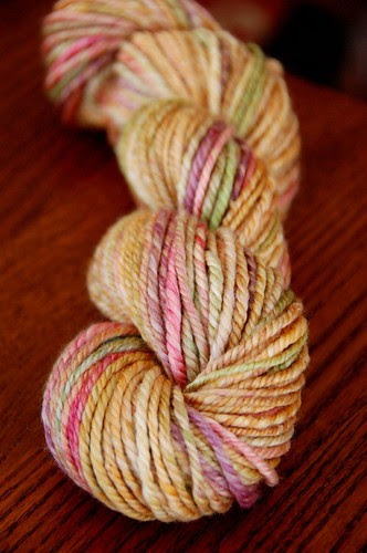 Creatively Dyed Roving