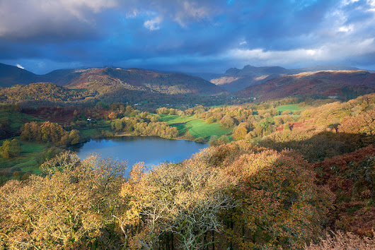 Autumn Landscape Trip - Lake District National Park