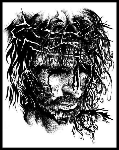 jesus christ  xlorite  deviantart