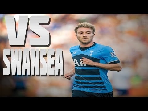 VIDEO: Eriksen Full  Individual Performance vs Swansea