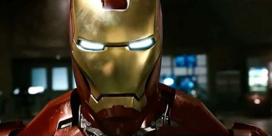 Iron Man's Armor Is Now One Step Closer To Becoming Reality