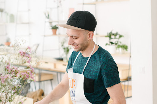 Cooking a New Life in the German Capital with Syrian Chef Hadi Nsreeny