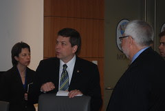 Sen. Mark Begich at the December 2012 National...