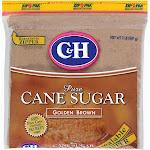 C&H Golden Brown Pure Cane Sugar - 2lbs