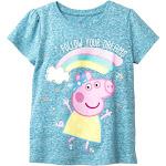 Peppa Pig Little Girls Graphic T-Shirt Follow Your Dream