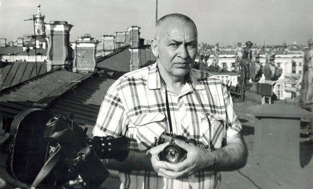 Магомед Дакиев: известный ингушский кинорежиссер, документалист, знаток архивного дела