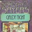 Book Review - Gaudy Night