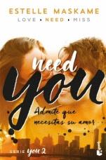 Need you (You II) Estelle Maskame
